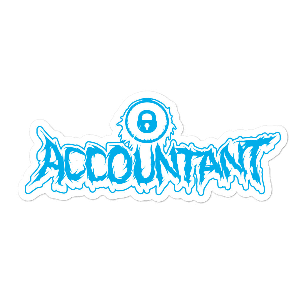 Sticker - Die Cut | Lowlifes - Accountant