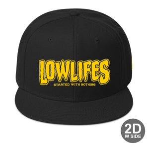 Hat - Snapback | Lowlifes - Cheese2