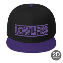 Load image into Gallery viewer, Hat - Snapback | Lowlifes - Groove