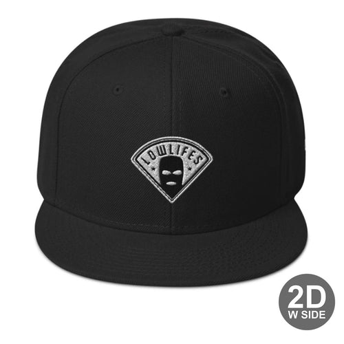 Hat - Snapback | Lowlifes - Diamond