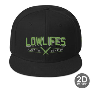 Hat - Snapback | Lowlifes - Hated3