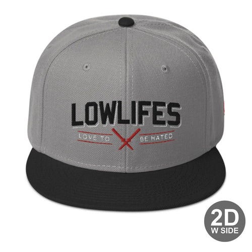 Hat - Snapback | Lowlifes - Hated2