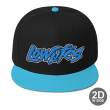 Load image into Gallery viewer, Hat - Snapback | Lowlifes - Jagged B/T/T