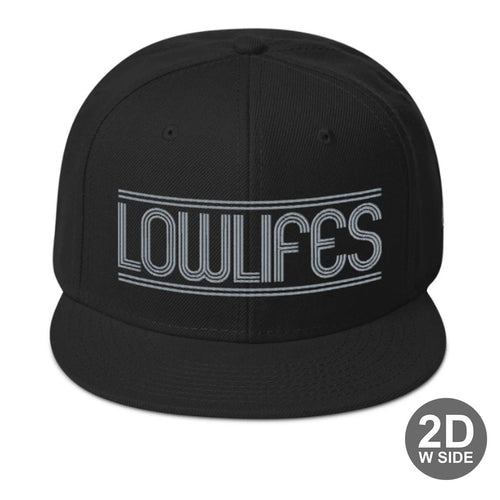 Hat - Snapback | Lowlifes - Lines