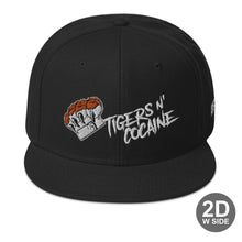 Load image into Gallery viewer, Hat - Snapback | Lowlifes - Tigers