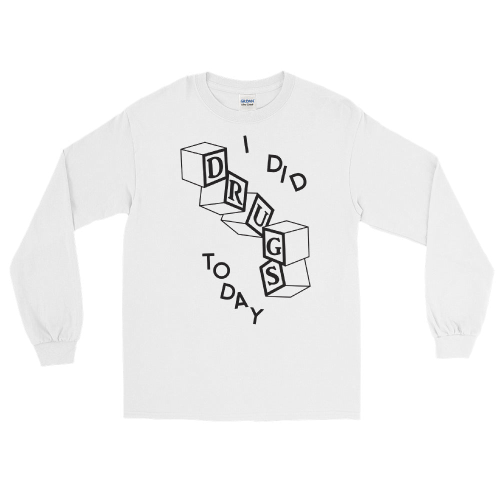 Shirt - Longsleeve: Trash Baby - Did Drugs