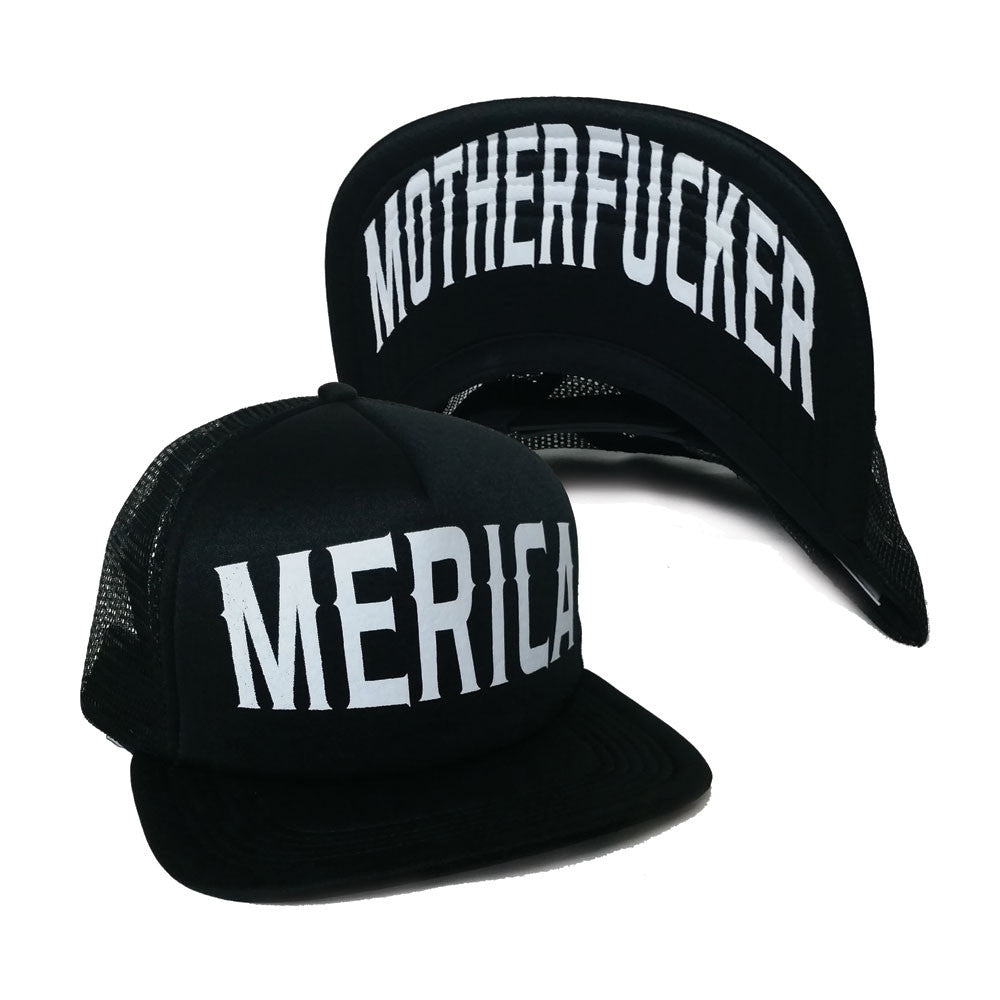 Hat - Trucker - MMF Black