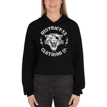 Load image into Gallery viewer, Hoodie - Crop | D13 - Tiger