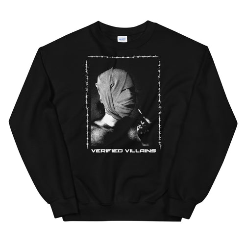Sweatshirt - Unisex | Verified Villains - Barbed Death