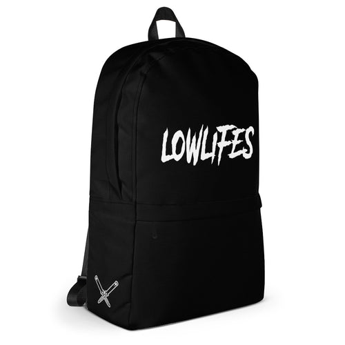 Backpack | Lowlifes - Low2 Blk/Wht