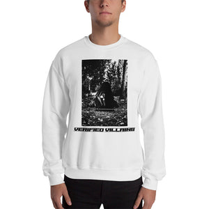 Sweatshirt - Unisex | Verified Villains - Hesitation