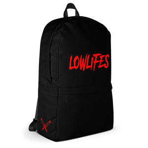 Backpack | Lowlifes - Low2 Blk/Red