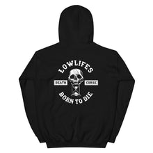 Load image into Gallery viewer, Hoodie - Pullover | Lowlifes - Born To Die