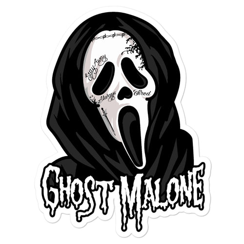 Sticker - Die Cut | DDD - Ghost Malone