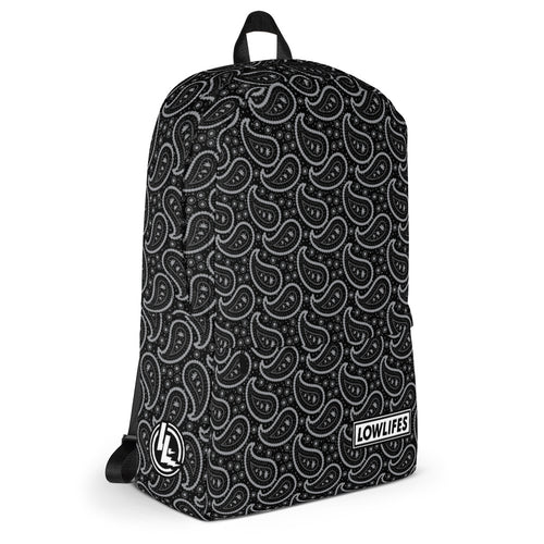 Backpack | Lowlifes - Paisley