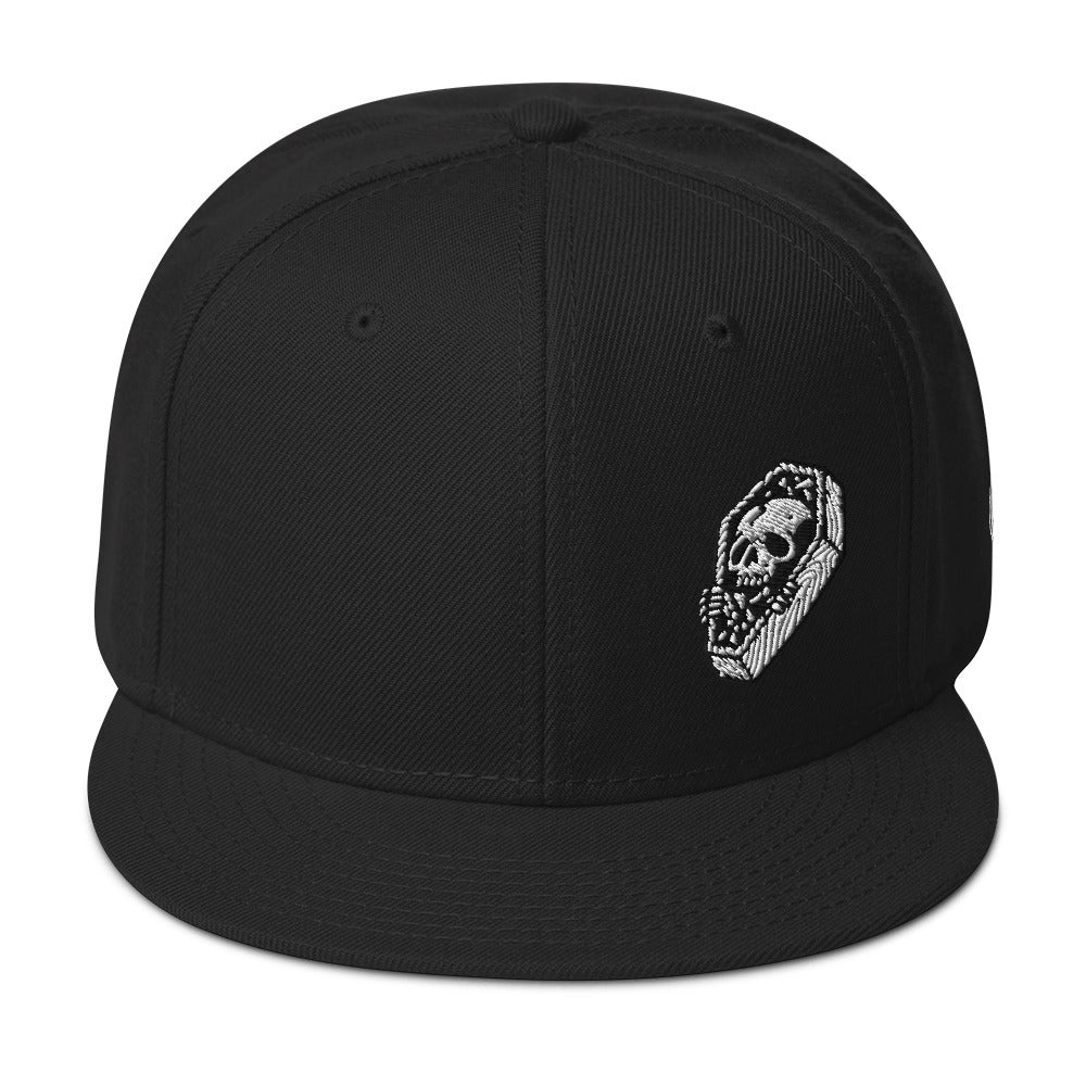 Hat - Snapback | Lowlifes - Coffin