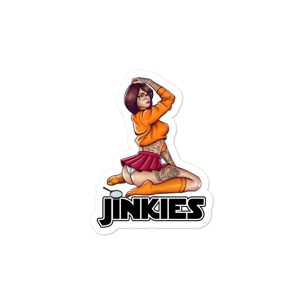 Sticker - Die Cut | HayleyB - Jinkies