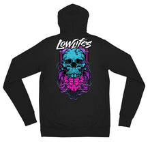 Load image into Gallery viewer, Hoodie - Zip | Lowlifes - Symbiote