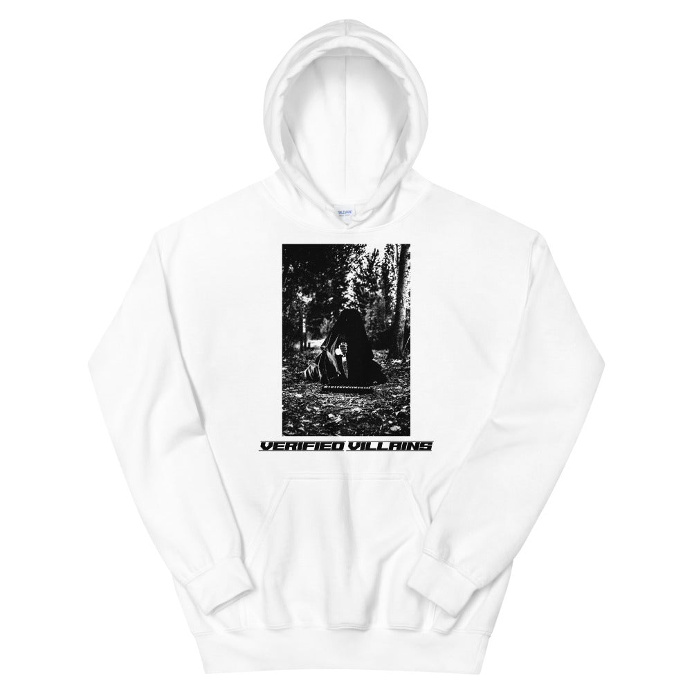 Hoodie - Pullover: Verified Villains - Hesitation