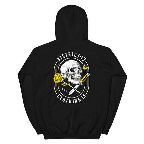 Hoodie - Pullover | D13 - Tough Love