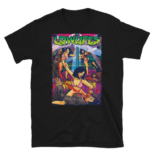 Shirt - Unisex: Lowlifes - Killer Beauties