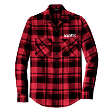 Load image into Gallery viewer, Shirt - Low2 Red Flannel