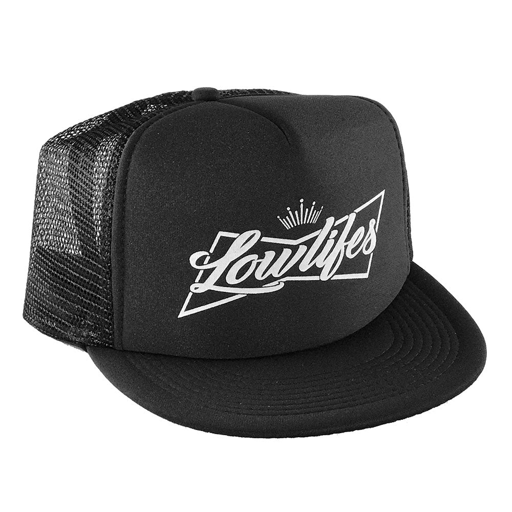 Hat - Trucker - Lowlifes King