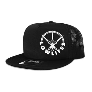 Hat - Trucker | Lowlifes - 3Knives