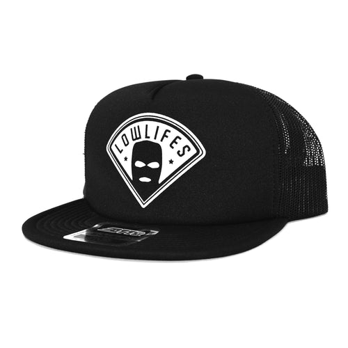 Hat - Trucker | Lowlifes - Diamond
