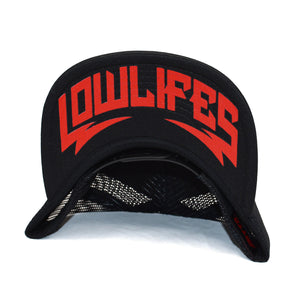 Hat - Trucker | Lowlifes - LL Red