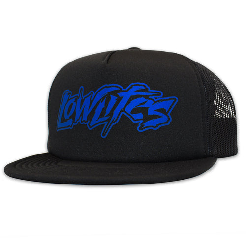 Hat - Trucker | Lowlifes - Jagged Blu
