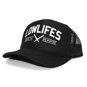Hat - Trucker | Lowlifes - Hated