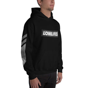Hoodie - Pullover: Lowlifes - Shadow