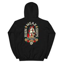 Load image into Gallery viewer, Hoodie - Pullover: D13 - Burn Weak Ships