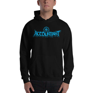 Hoodie - Pullover: Lowlifes - Accountant Aqua