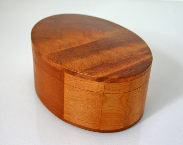 Kowhai Leaf Keepsake/Jewellery Boxes