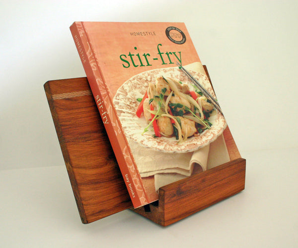 Ipad cookbook stand