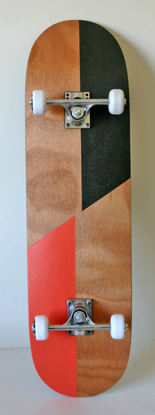 Harlequin Popsicle Board