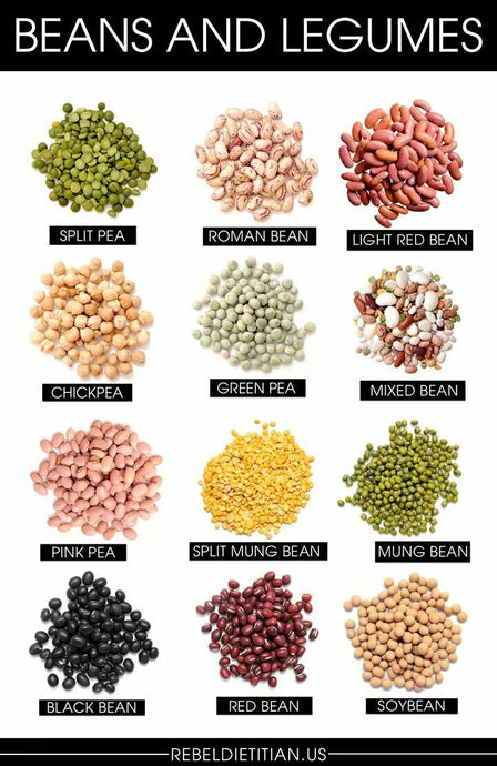 Legumes and their benefits on lowering blood sugars
