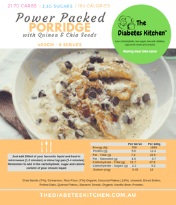 Meals - Power Packed Porridge