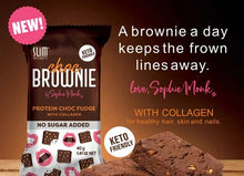 Load image into Gallery viewer, Choc Fudge Brownie