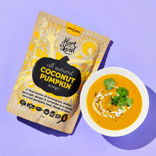 Load image into Gallery viewer, Coconut Pumpkin Soup