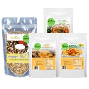 Meals - Vegetarian Sample Pack