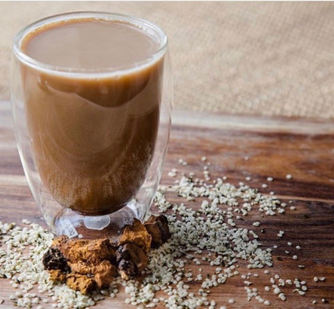 3.5 Chaga Mushroom Recipes You Can't Ever Go Back From...
