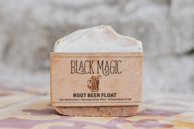 Chaga Rootbeer Float Soap