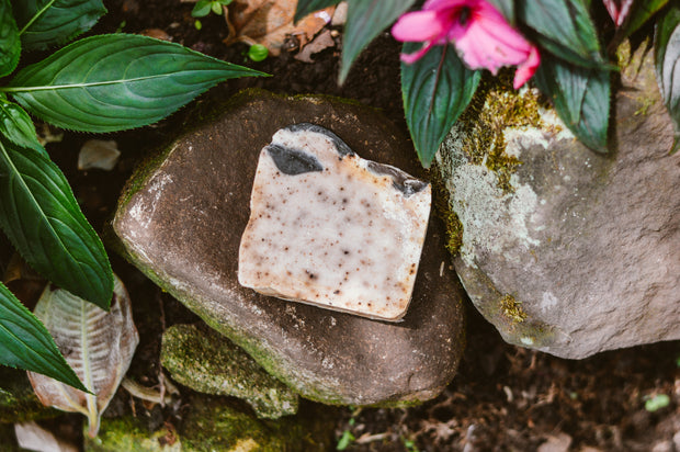 Fifty Shades of Chaga Soap
