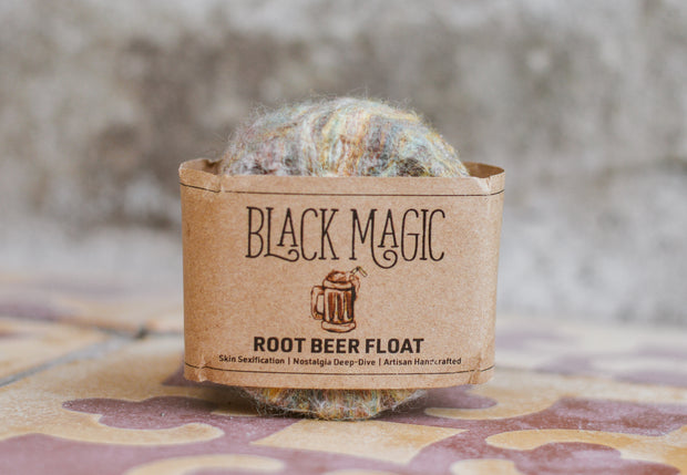 Chaga Rootbeer Float Soap | Merino Silk Travel Wrap