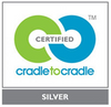 Cradle to Cradle Eco Sustainable SILVER award
