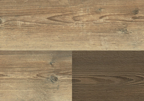 Wood L - Golden Pine Mixed - Indent
