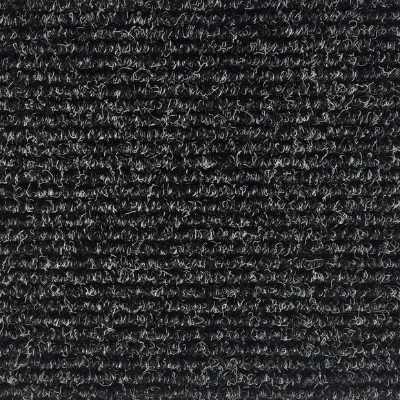Velcord - Black VLP50 - Project Floors - Entry Carpet - KriAtiv - Project Floors New Zealand Flooring Design specialists